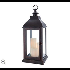 Candle Impressions Large Indoor/ Outdoor Lantern